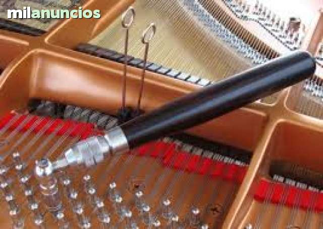 AFINACIÓN DE PIANOS - foto 1