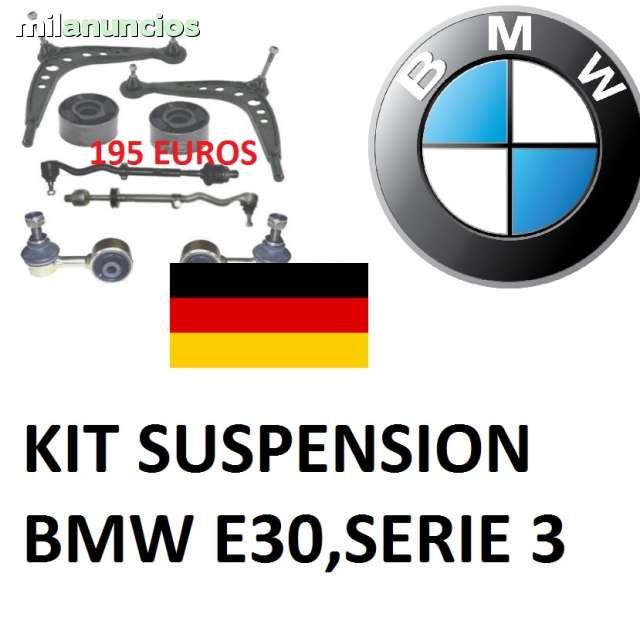 SUSPENSION COMPLETA BMW E30 SERIE 3