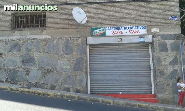 VENDO CAFETERÍA COMPLETAMENTE EQUIPADA 2 - foto 3