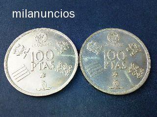 Monedas Del Mundial 82 Sin Circular