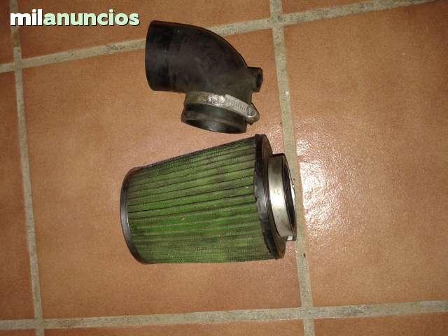 FILTRO DE AIRE CONICO Y TUBO GT TURBO
