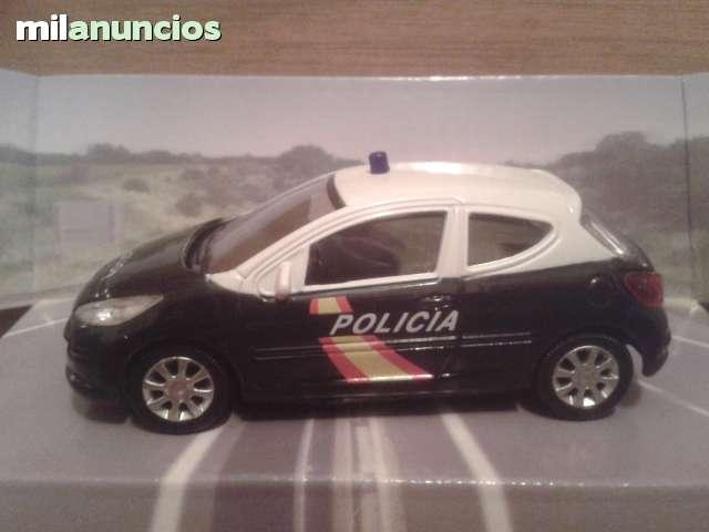 Policia Nacional Peugeot 207 Esc 1:43