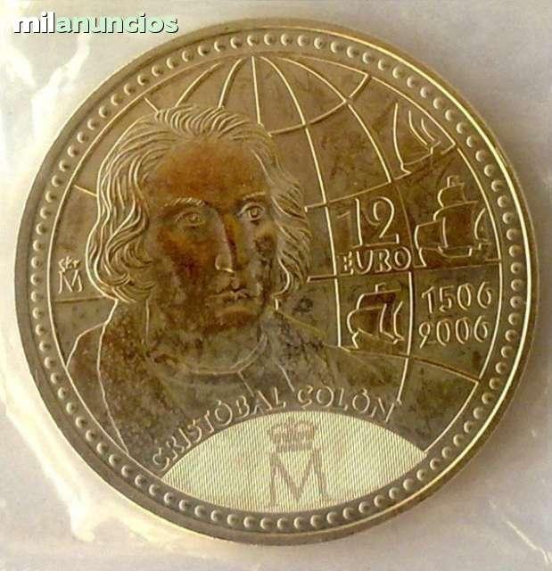 Monedas Plata De 12   Y 20