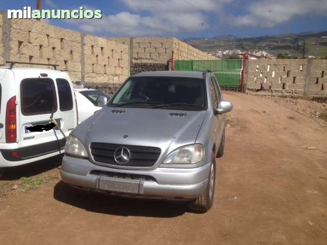 MERCEDES ML 430 V8- GASOLINA DESPIECE