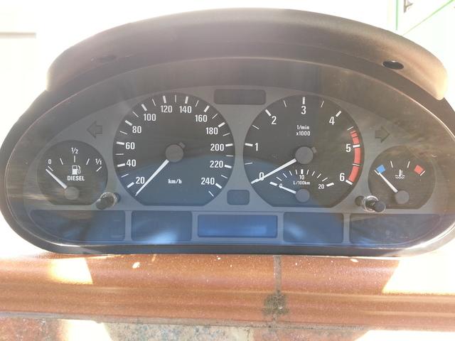 CUADRO 115000KM BMW E46 330D 320D 318D