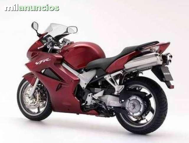 DESPIECE DOCUMENTADO HONDA VFR 800 VTEC