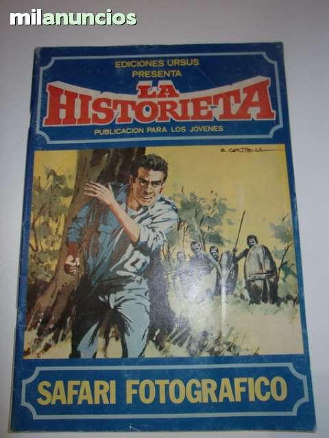6 TEBEOS EDICIONES URSUS AÑOS 70.  - foto 4