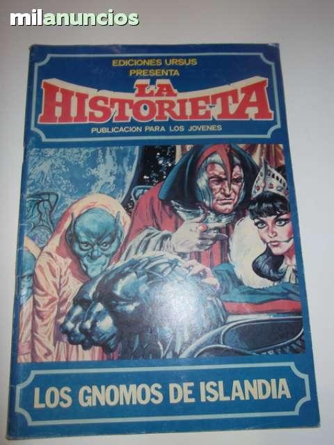 6 TEBEOS EDICIONES URSUS AÑOS 70.  - foto 2