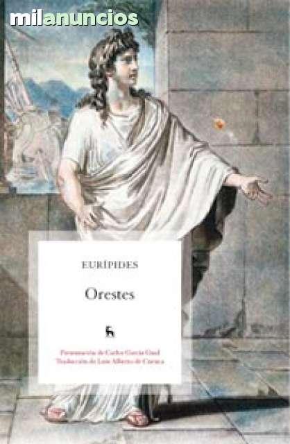 ORESTES (EURIPIDES) - foto 1