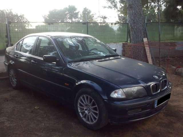 BMW 320I E46 DESPIECE