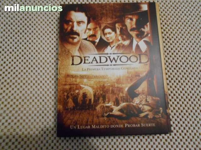 DEADWOOD - 1ª TEMPORADA