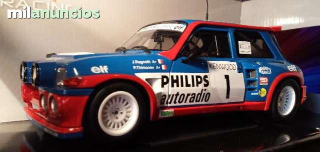 Renault 5 Maxi Turbo Ragnotti 1985 Escal