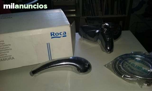 Reforma Baño Milanuncios:16 días Se venden grifos de bañera y ducha ROCA AMURA, nuevos a