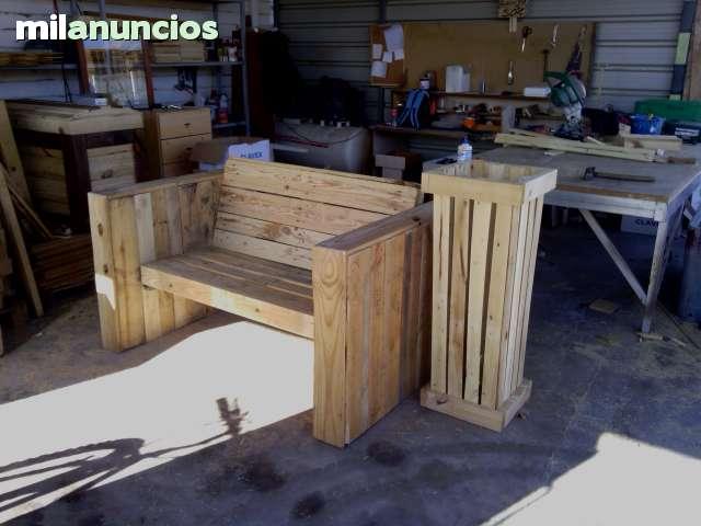 Muebles jardin segunda mano trendy mueble aparador de - Muebles de segunda mano en mallorca ...