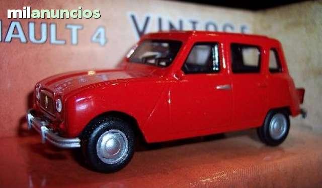 Renault 4 Escala 1: 43 De Mondomotors En