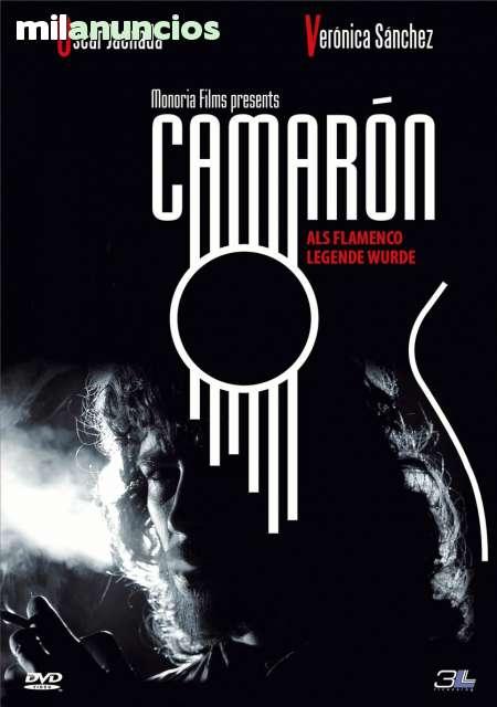 CAMARON,  PELICULA, OSCAR JAENADA, DVD - foto 1