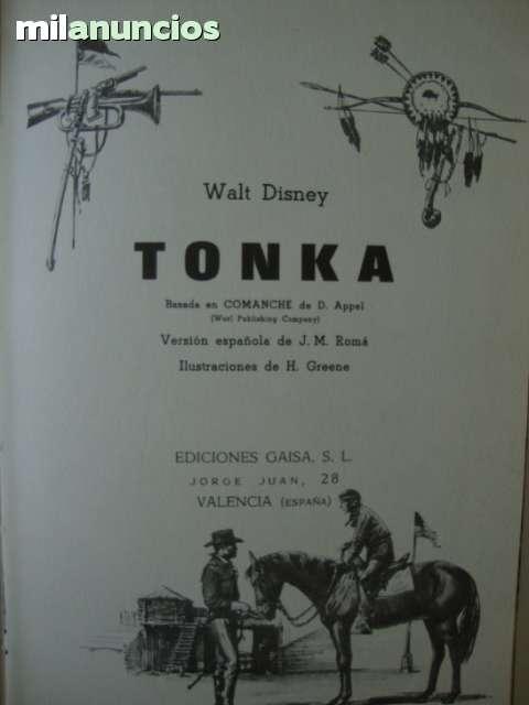 TONKA.  WALT DISNEY - foto 4