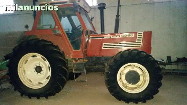COMPRO TRACTORES FIAT SERIE 90 MASSEY FE