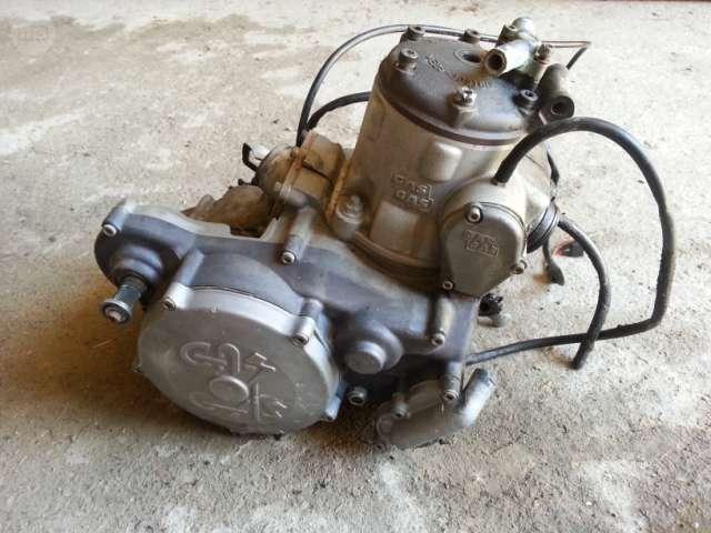 DESPIECE MOTOR GAS GAS