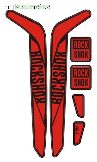 PEGATINAS ROCK SHOX RS1 29