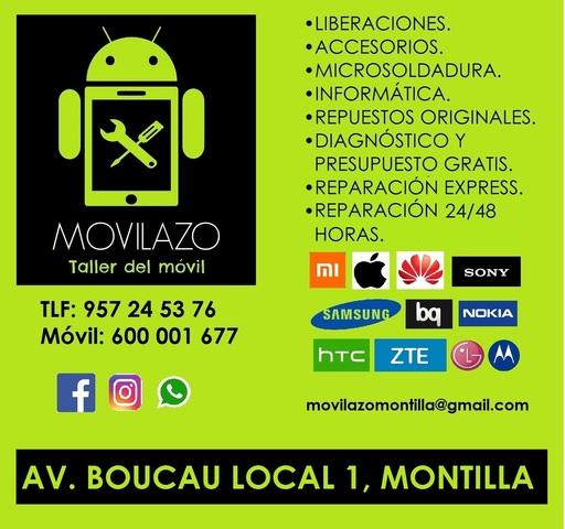 TALLER REPARACION MOVILES MOVILAZO