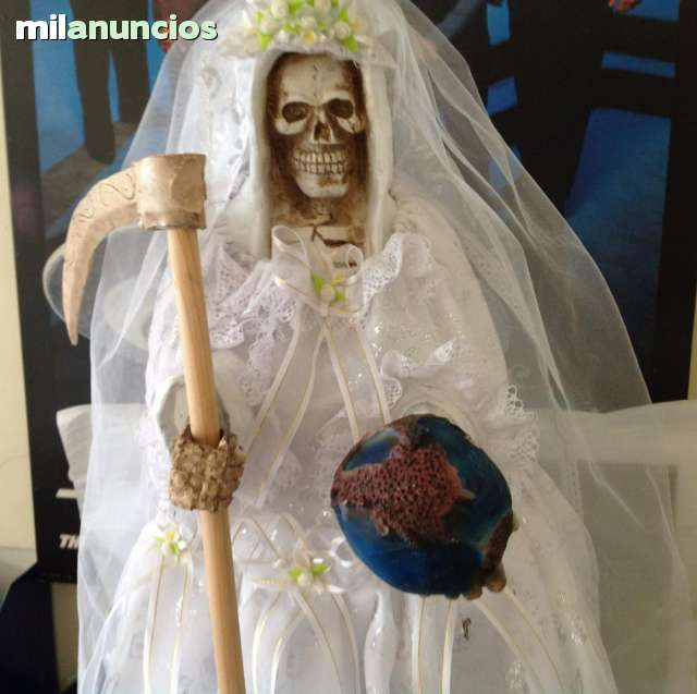 Mil Anuncioscom Santa Muerte Novia