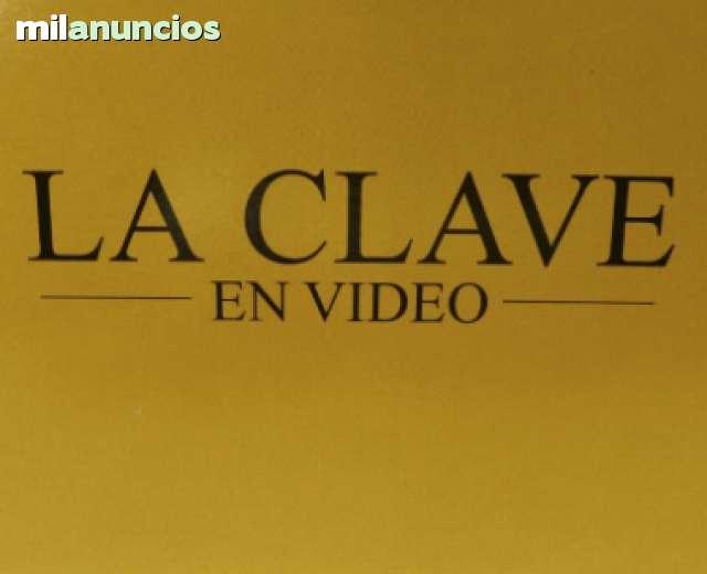LA CLAVE DE BALBÍN.  TVE.  10 PROGRAMAS - foto 1