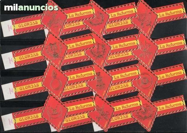 Insignias Militares Españolas (G).