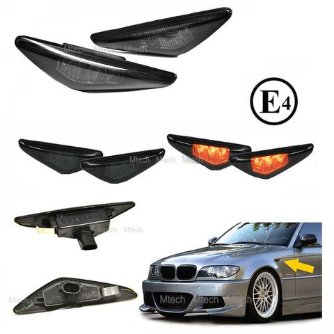 BMW E46 CABRIO COUPÉ INTERMITENTES LED