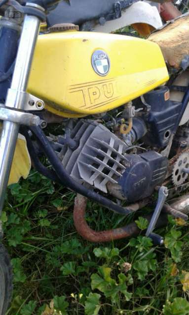 PUCH MINICROSS BORRASCA SUPER TT 49 CC