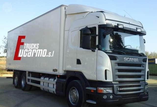 SCANIA - G400