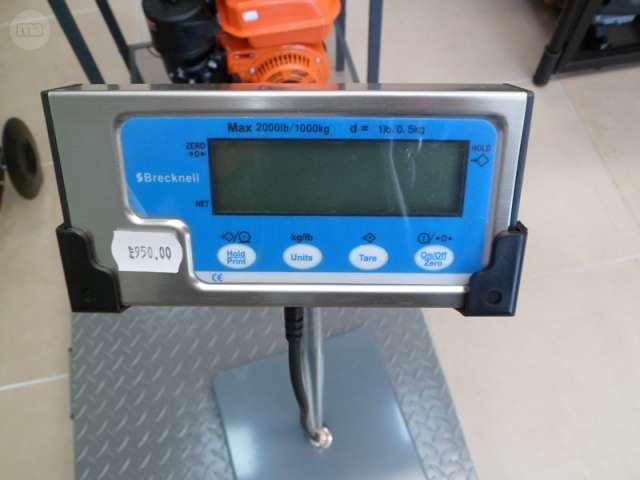 BASCULA PS2000 CON PLATAFORMA - foto 3