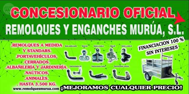 REMOLQUES MURUA EN CHICLANA