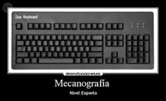 MECANÓGRAFA - foto 1
