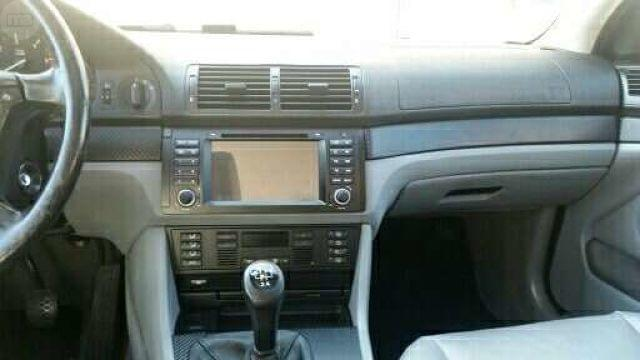 RADIO PANTALLA 2 DIN BMW , ROVER 75, MG