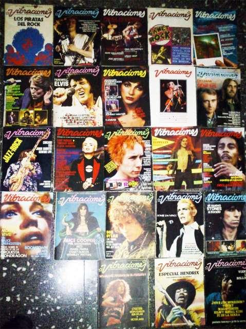 Resultado de imagen de revistas musicales