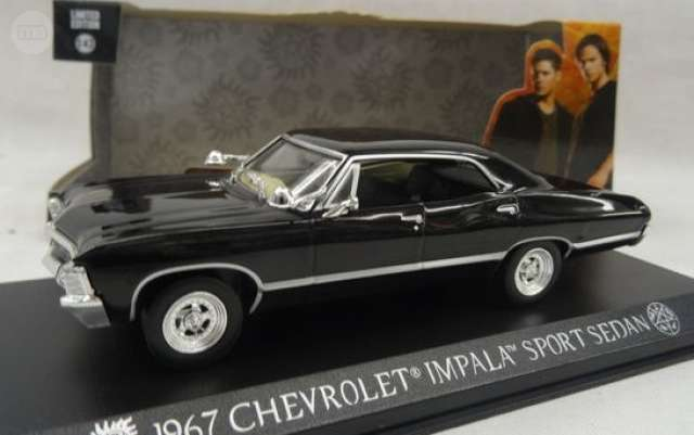 Chevrolet Impala Sport Sedan 1967 Supern