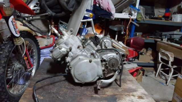 DESPIECE DE MOTOR HONDA CR 125 90-04