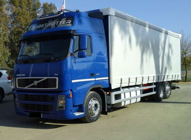 VOLVO - FH 480