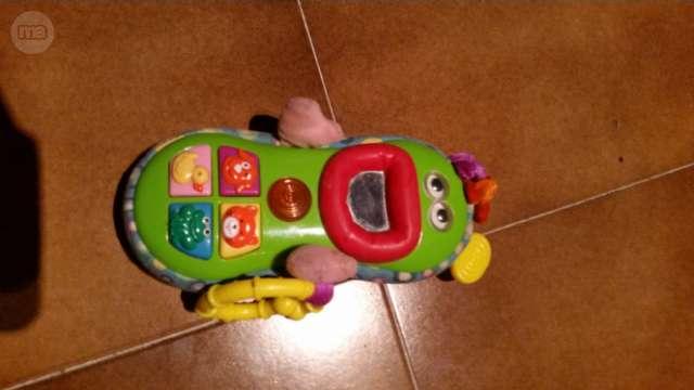 TELEFONO CON LUZ Y SONIDO - foto 1