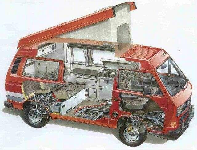RECAMBIOS VW T3 Y SYNCRO - foto 1