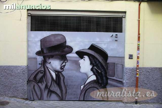 GRAFFITI DECORACION PINTURA MURAL - foto 7