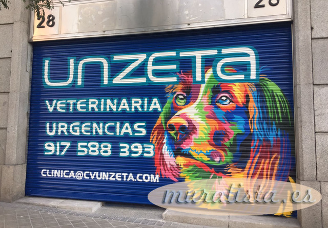 GRAFFITI DECORACION PINTURA MURAL - foto 3
