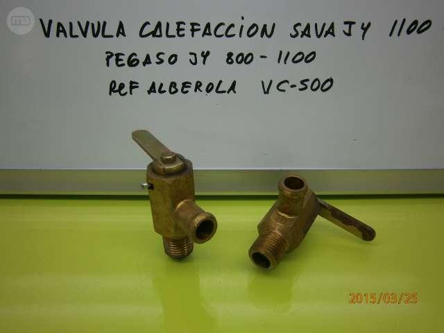 VALVULA CALEFACCION SAVA J4 800 1100