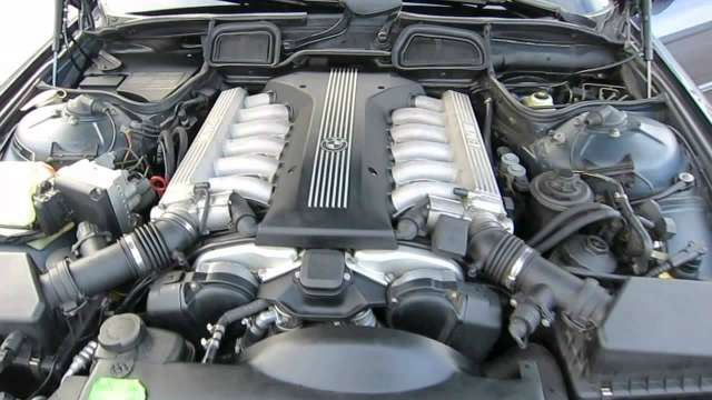 MOTOR BMW 750I E38 - foto 1