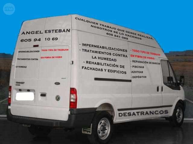 REFORMAS, ALBAÑILES, FONTANEROS - foto 1