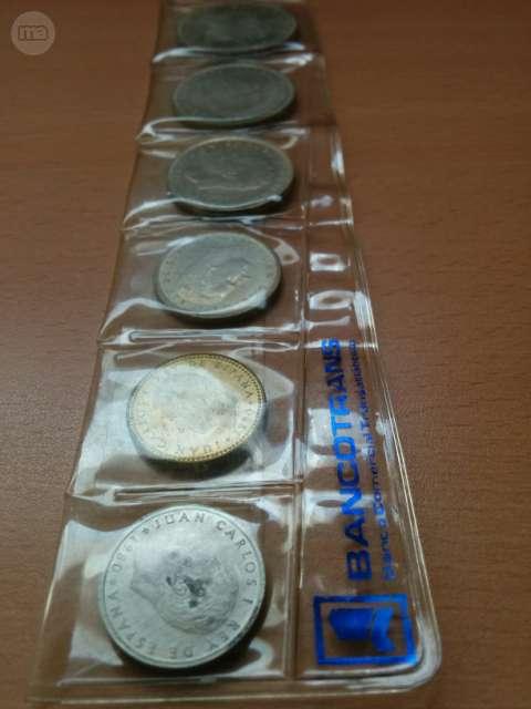 Colección Monedas Mundial España 82