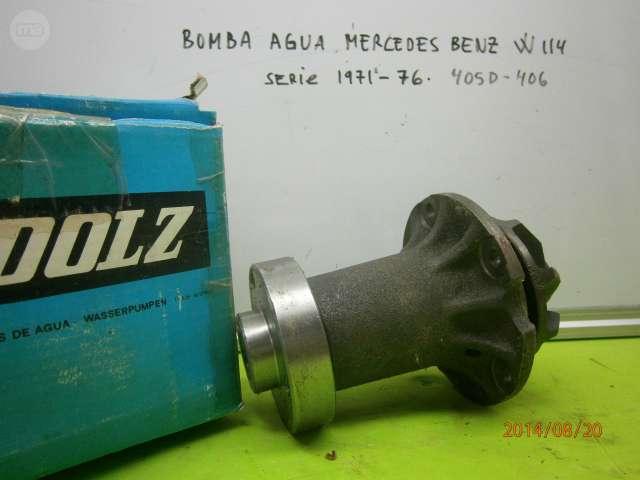 BOMBA AGUA MERCEDES BENZ W114