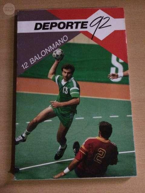 DEPORTE 92: BALONMANO