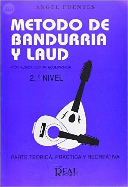 METODO DE BANDURRIA Y LAUD ANGEL FUENTES